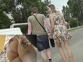 upskirt movie