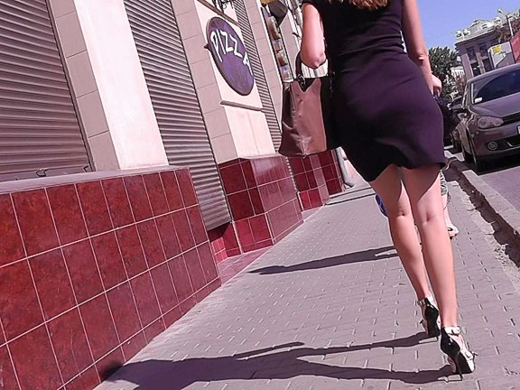 Thong pics skirts Amateur up